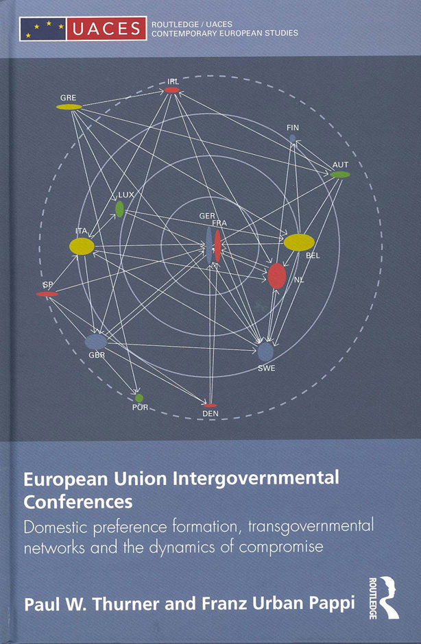 study on intergovernmental institutions in the european union The working groups of the council of the european union: supranational or intergovernmental negotiations.